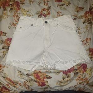 Vintage 910 Levi's Jean Shorts